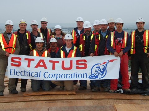 Status Electrical Team