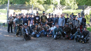 2008 Oval Paintball