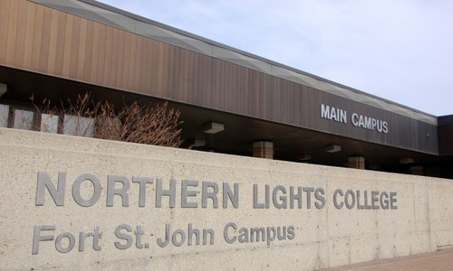 Northern Lights College Fort St John